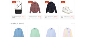 Wordpress Theme Fashion Products