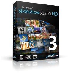 Ashampoo Slideshow HD 3 φτιάξτε το δικό σας βίντεο με φωτογραφίες.
