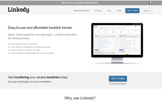 Δημιουργία Links - Ενημέρωση Links Linkcody