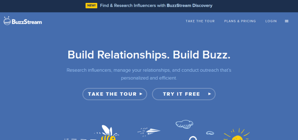 Blogger outreach με το Buzzstream