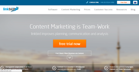 Content Marketing Linkbird SEO Υπηρεσίες