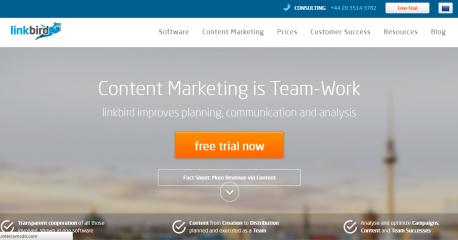 Content Marketing Linkbird SEO Υπηρεσίες