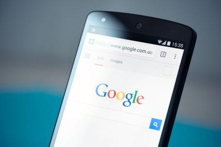 Google Mobile Αναζήτηση