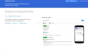 PageSpeed Insights - Έλεγχος ταχύτητάς φόρτωσης ιστοσελίδας