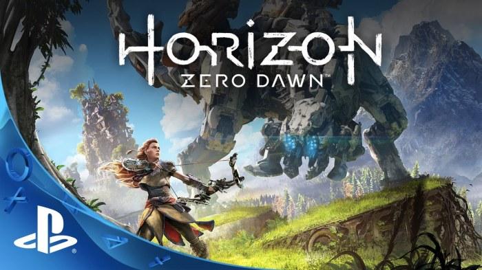 Παιχνίδι - Game Horizon Zero Dawn Play Station 4 Review