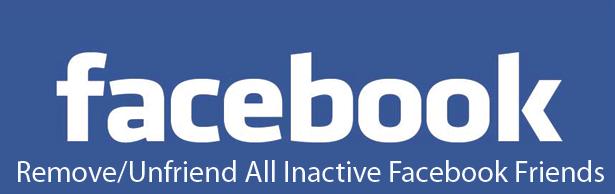 Πως να διαγράψετε πολλούς φίλους μαζικά στο Facebook !