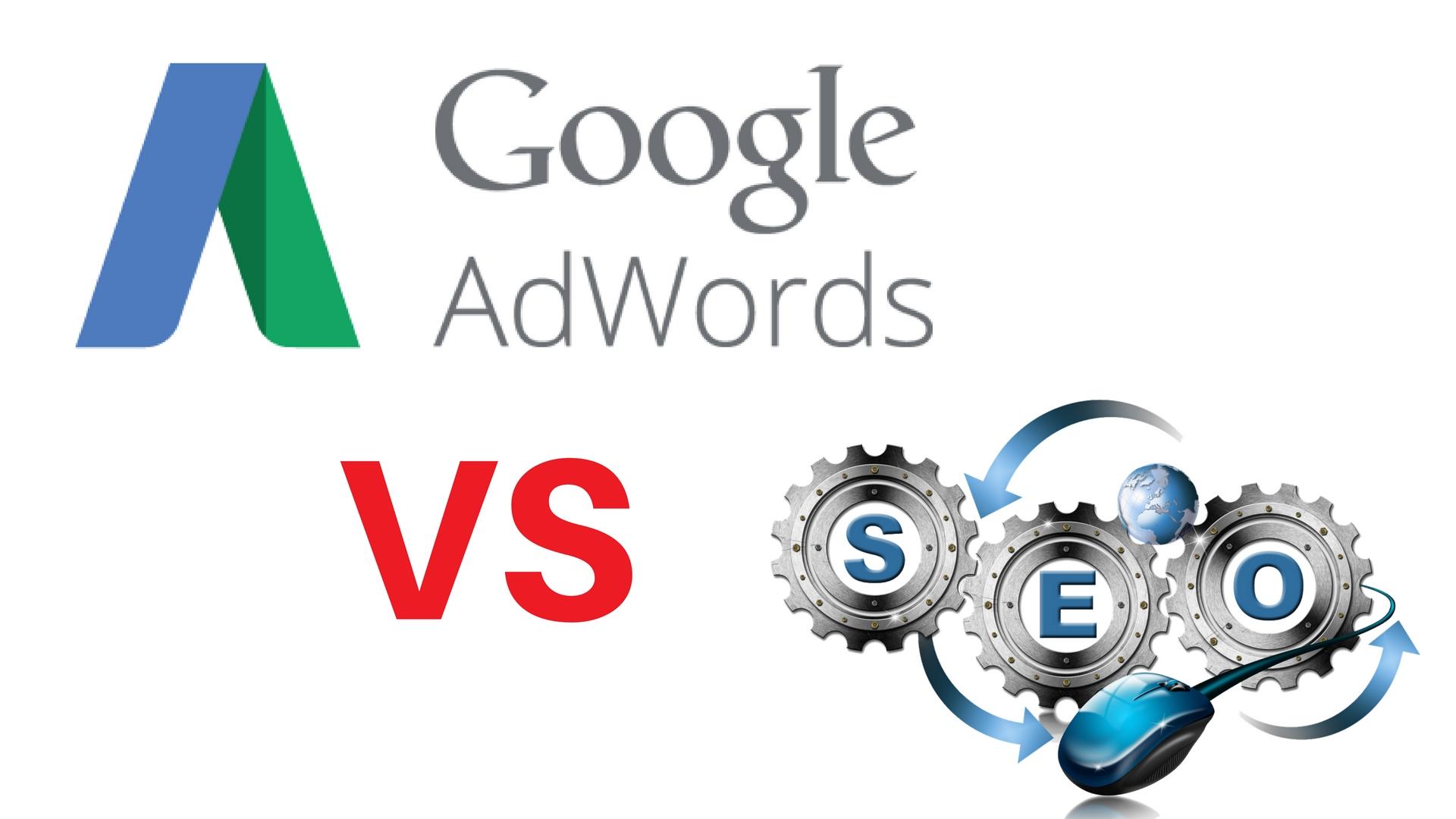 Google διαφημίσεις ή οργανικά αποτελέσματα SEO ;