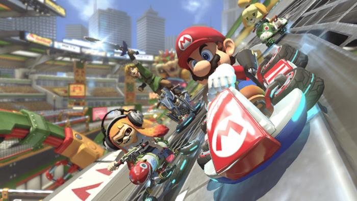 Nintendo Switch - Mario Kart Deluxe 8 Το απόλυτο Racing Game