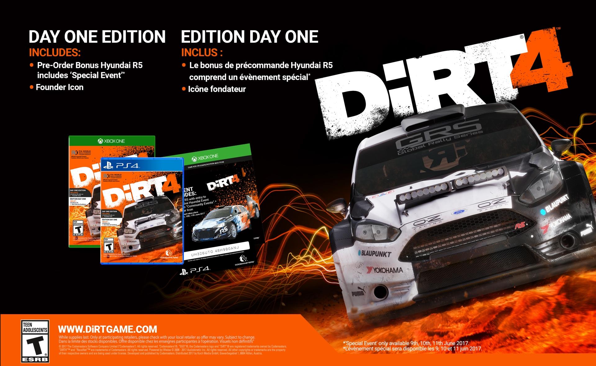 Dirt 4 Review - Όλα όσα πρέπει να ξέρετε για το καλύτερο Racing Game