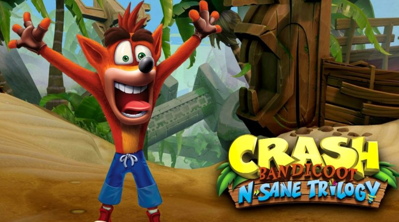 Crash Bandicoot N. Sane Trilogy Review – Κυκλοφορεί για Play Station 4