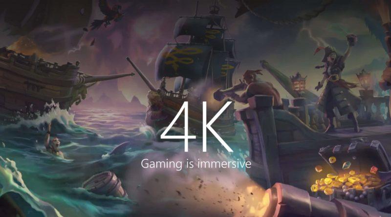 Όλα τα βελτιωμένα παιχνίδια του Xbox One X